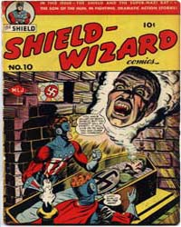 Shield Wizard Comics: Issue 10 Volume Issue 10 by Mlj/Archie Comics