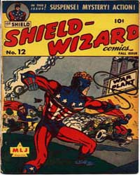 Shield Wizard Comics: Issue 12 Volume Issue 12 by Mlj/Archie Comics