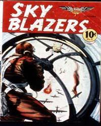 Sky Blazers: Issue 2 Volume Issue 2 by Sky Blazers