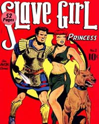 Slave Girl: Issue 2 Volume Issue 2 by Avon Comics
