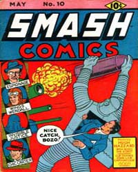 Smash Comics: Issue 10 Volume Issue 10 by Quality Comics