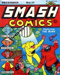 Smash Comics: Issue 17 Volume Issue 17 by Quality Comics
