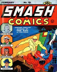 Smash Comics: Issue 19 Volume Issue 19 by Quality Comics
