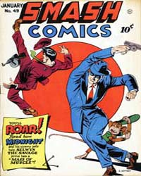 Smash Comics: Issue 49 Volume Issue 49 by Quality Comics
