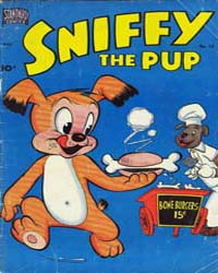 Sniffy the Pup: Issue 13 Volume Issue 13 by Better/Nedor/Standard/Pines Publications