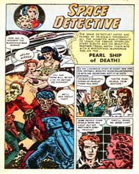 Space Detective: Issue 3 Volume Issue 3 by Avon Comics