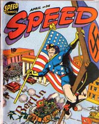 Speed Comics: Issue 26 Volume Issue 26 by Harvey Comics