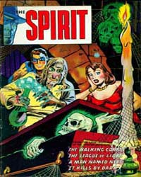 The Spirit: Issue 3 Volume Issue 3 by Eisner, Will