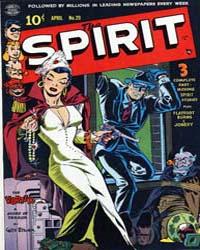 The Spirit: Issue 20 Volume Issue 20 by Eisner, Will