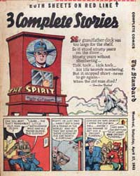 Spirit Sections by Eisner, Will