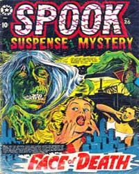 Spook: Issue 26 Volume Issue 26 by Star Publications