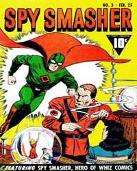 Spy Smasher: Issue 3 Volume Issue 3 by Fawcett Magazine