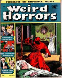 Weird Horrors: Issue 1 Volume Issue 1 by St. John Publications