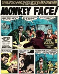 Astonishing : Monkey Face : Issue 26 Volume Issue 26 by Stallman, Manny