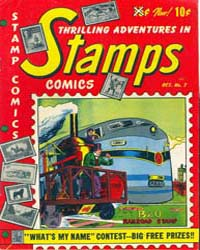Stamp Comics: Issue 7 Volume Issue 7 by Youthful Magazines