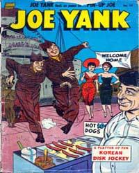 Joe Yank : Issue 14 Volume Issue 14 by Standard Comics