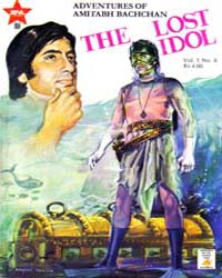 Adventures of Amitabh Bachchan : The Los... Volume Vol. 1, Issue 8 by Star Comics
