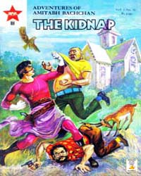 Adventures of Amitabh Bachchan : The Kid... Volume Vol. 1, Issue 16 by Star Comics