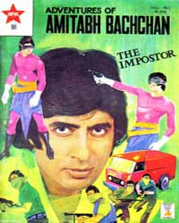 Adventures of Amitabh Bachchan : The Imp... Volume Vol. 2, Issue 3 by Star Comics