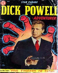 A-1 Comics : Dick Powell : Issue 22 Volume Issue 22 by Magazine Enterprises