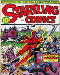 Startling Comics: Issue 27 Volume Issue 27 by Better/Nedor/Standard/Pines Publications