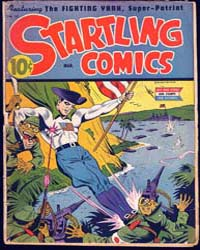 Startling Comics: Issue 32 Volume Issue 32 by Better/Nedor/Standard/Pines Publications