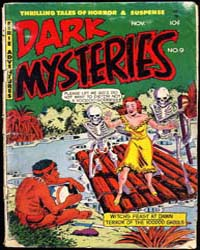 Dark Mysteries : Issue 9 Volume Issue 9 by Story Comics
