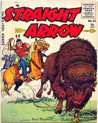 Straight Arrow: Issue 50 Volume Issue 50 by Magazine Enterprises