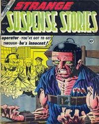 Strange Suspense Stories: Issue 19 Volume Issue 19 by Charlton Comics