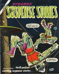 Strange Suspense Stories: Issue 16 Volume Issue 16 by Charlton Comics