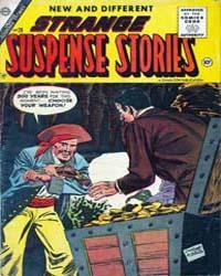 Strange Suspense Stories: Issue 28 Volume Issue 28 by Charlton Comics
