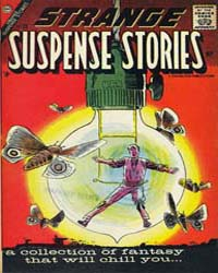 Strange Suspense Stories: Issue 35 Volume Issue 35 by Charlton Comics