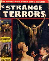 Strange Terrors: Issue 3 Volume Issue 3 by St. John Publications