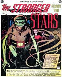 Strange Adventures: The Stranger from th... Volume Issue 3 by Barry, Dan