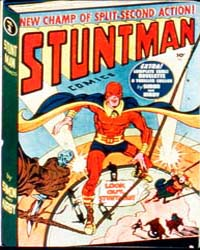 Stuntman: Issue 1 Volume Issue 1 by Harvey Comics