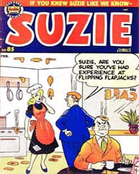 Suzie Comics: Issue 85 Volume Issue 85 by Mlj/Archie Comics