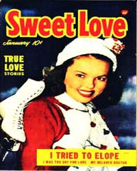 Sweet Love: Issue 3 Volume Issue 3 by Harvey Comics