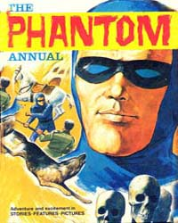The Phantom: 1967 Annual: Issue 1 Volume Issue 1 by Falk, Lee