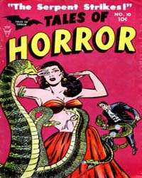 Tales of Horror: Issue 10 Volume Issue 10 by To/Minoan