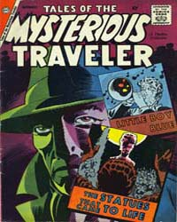 Tales of the Mysterious Traveler: Issue ... Volume Issue 10 by Ditko, Steve
