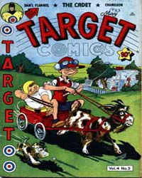 Target Comics: Volume 4, Issue 3 by Briefer, Dick