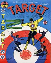 Target Comics: Volume 2, Issue 2 by Briefer, Dick