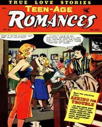Teen-Age Romances: Issue 34 Volume Issue 34 by St. John Publications