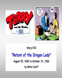 Terry and the Pirates: Return of the Dra... Volume Issue 10 by Caniff, Milton