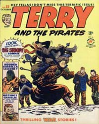 Terry and the Pirates: Issue 23 Volume Issue 23 by Caniff, Milton