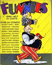 The Funnies: Issue 7 Volume Issue 7 by Dell Comics