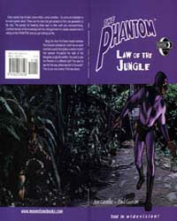 The Phantom: Law of the Jungle by Falk, Lee