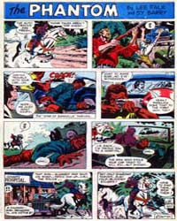 The Phantom Sunday Strip: The Star of Ba... Volume Issue 107 by Falk, Lee