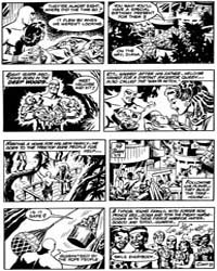 The Phantom Sunday Strip: The Fighting T... Volume Issue 129 by Falk, Lee