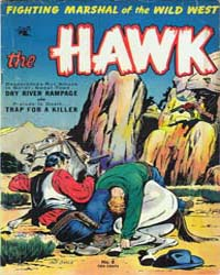 The Hawk: Issue 8 Volume Issue 8 by St. John Publications